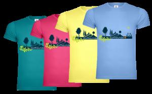 Unsere Dorffreunde-Kinder-Shirts sind bald da…