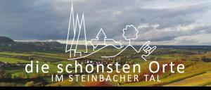 Die schönsten Orte im Steinbacher Tal