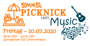 Sommerpicknick meets Music