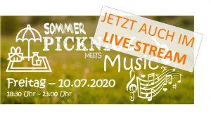 Livestream – Sommerpicknick