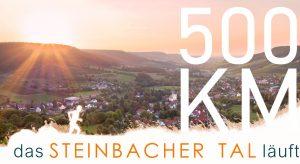 500 Kilometer für den guten Zweck